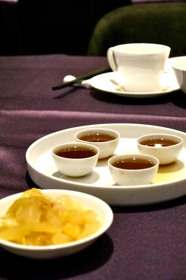kung fu tea Pak Loh