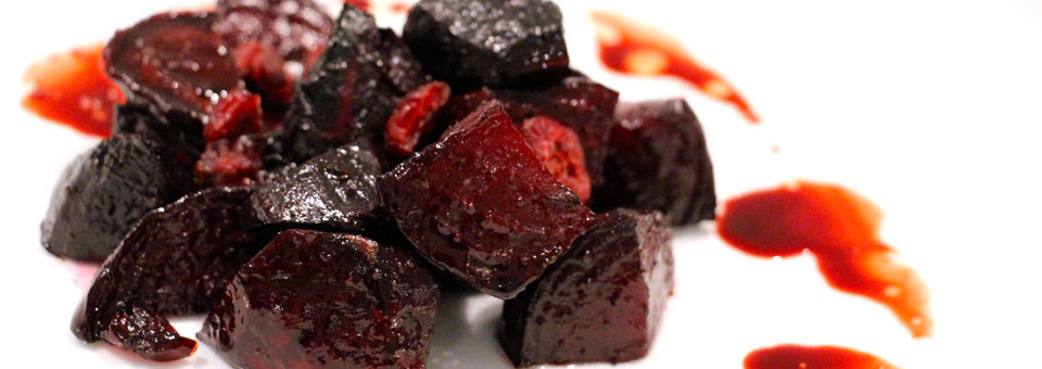 How to Make – Balsamic glazed Roasted Beets & Carrots with Cranberries
