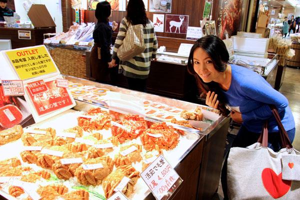 #hokkaidoairportseafood