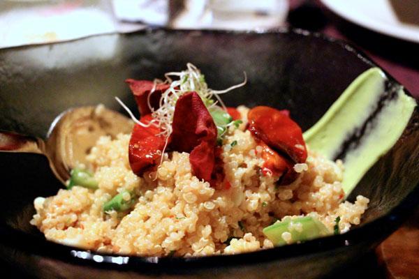 mayta quinoa