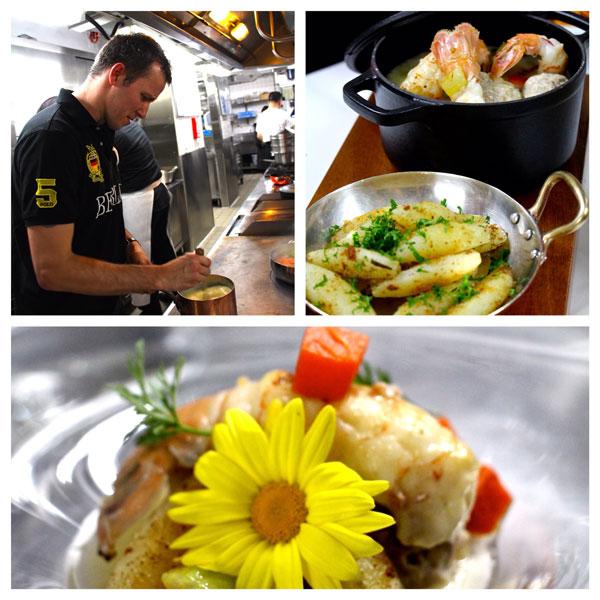 #chefmarcoullrich #grandhyatt #hk