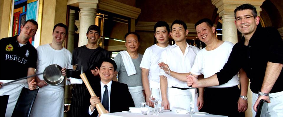 #grandhyatt #hk #chefs #grissini