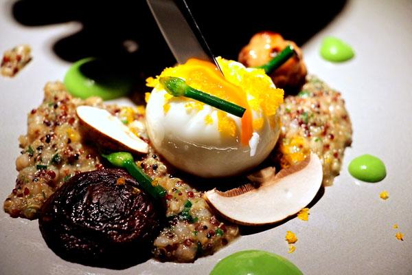 #NURhongkong #egg #risotto