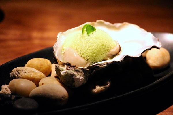#NURhongkong #oyster