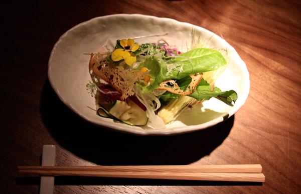 #NURhongkong #salad