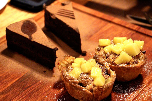 butchers club dessert
