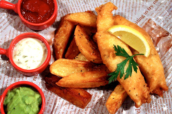 butchers club fish chips