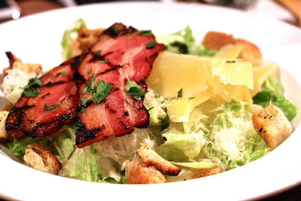 butchers club caesar salad