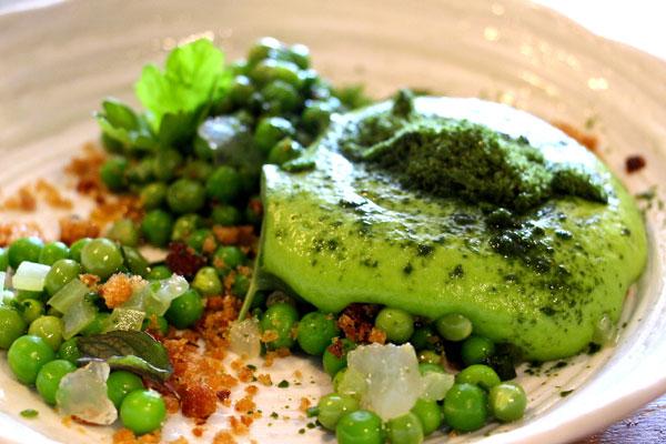 The Dairy garden peas