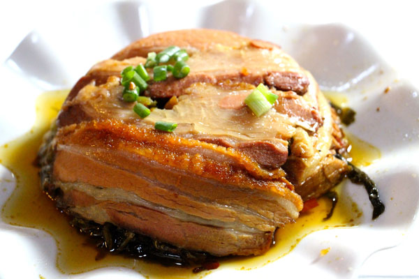 lijiang pork belly