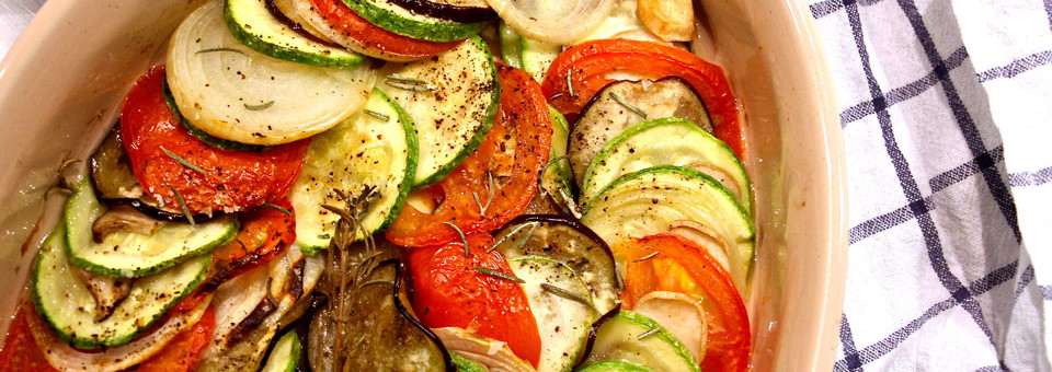 How to Make – Rustic Ratatouille