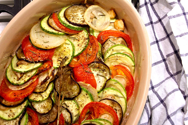 How to Make - Rustic Ratatouille | Girl Meets Cooking