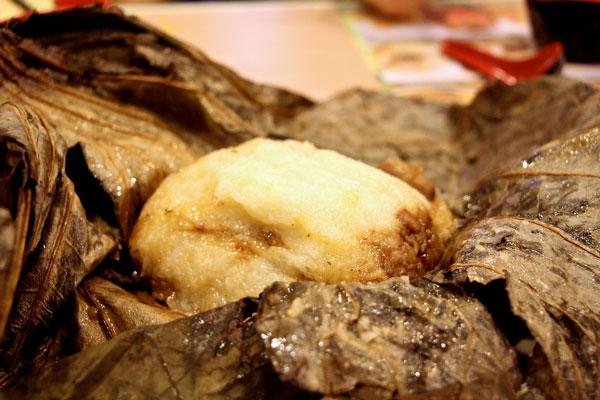 tim ho wan lotus rice