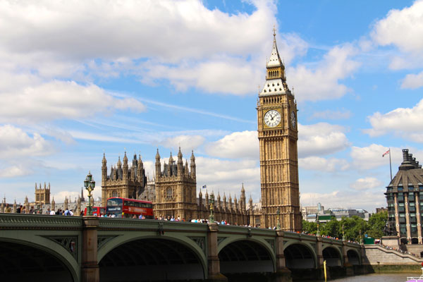 London UK travel guide