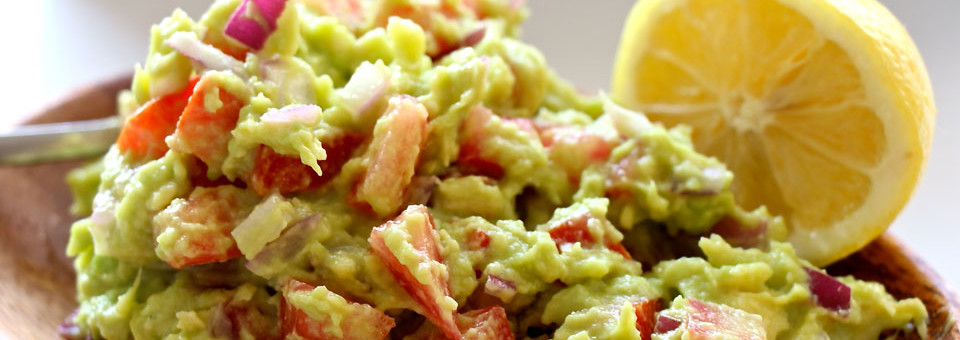 "How to Make – ""5 Minutes"" Guacamole"