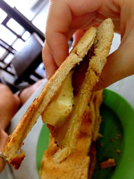 Ya Kun kaya toast butter