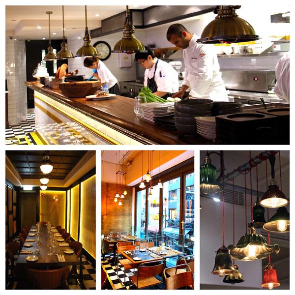 Bread Street Kitchen Bar Hong-Kong