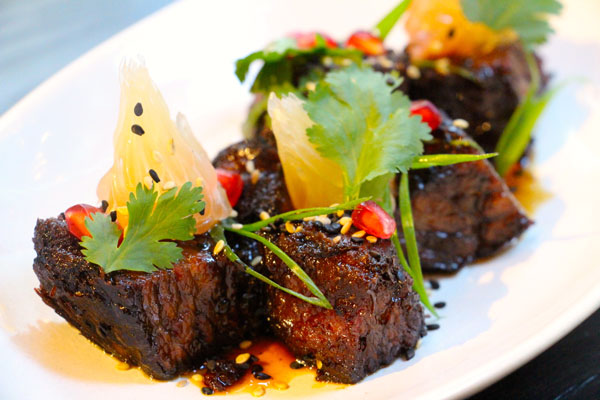 Bread Street Kitchen Hong Kong beef short ribs