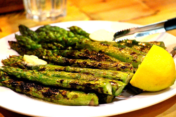 Butchers Club asparagus
