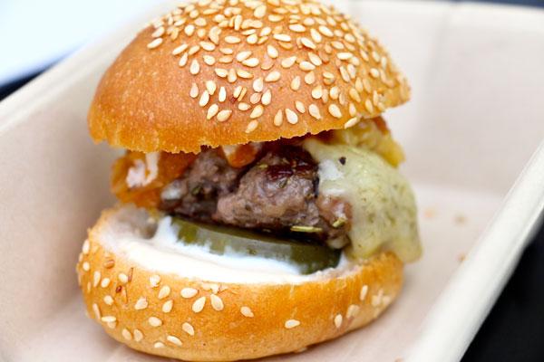Savour Hong Kong blue butcher