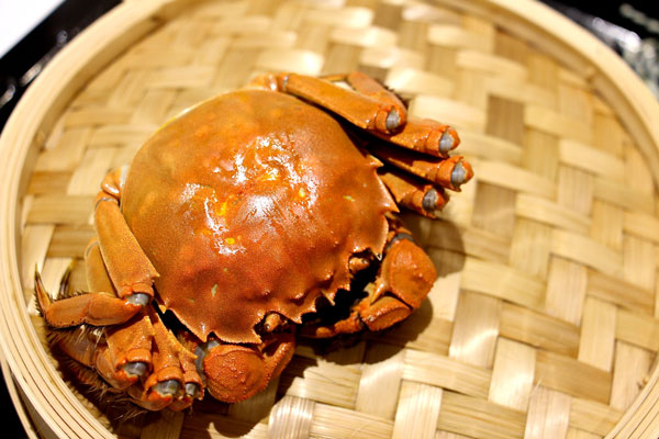 hairy crab recipe