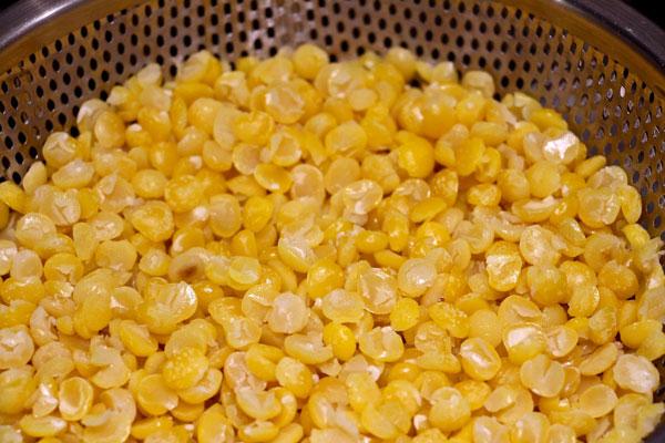 yellow split pea