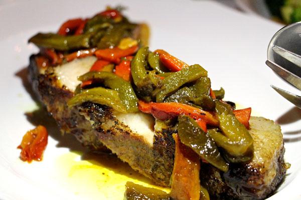 Carbone Italian Hong Kong pork chop
