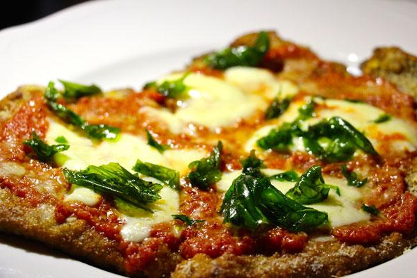 Carbone Italian Hong Kong veal parmesan