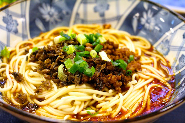 Dandan soulfood from sichuan