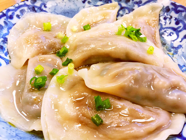 dumpling Dandan soulfood from sichuan