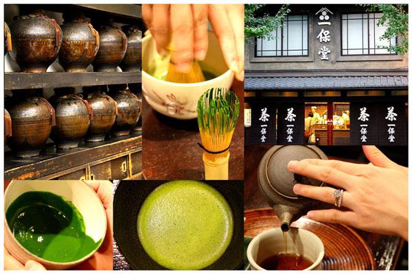 Kyoto Ippodo tea
