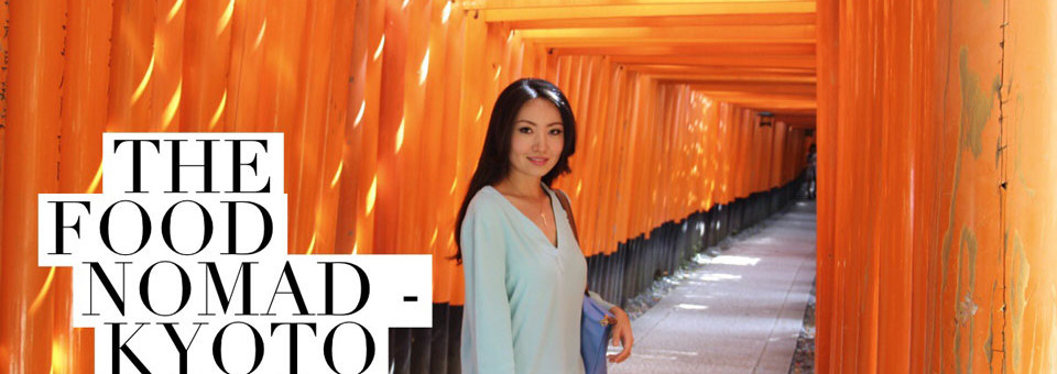 The Food Nomad – Journeys to the City of Ten Thousand Shrines, Kyoto