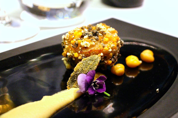 Tosca Italian Hong Kong monkfish