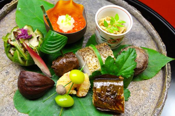 Nakamura Kyoto kaiseki