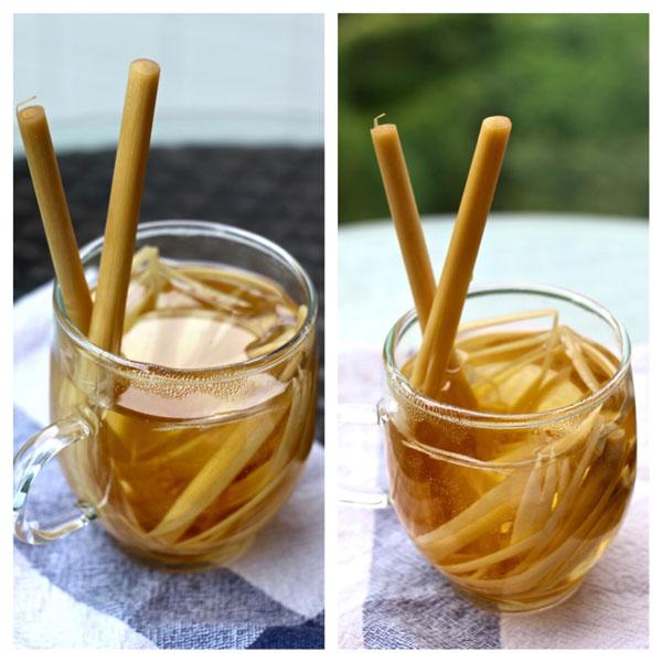 lemongrass ginger tea recipe