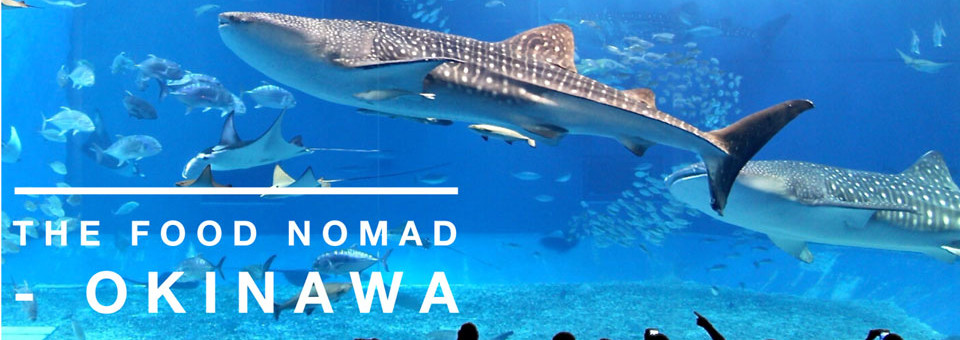 The Food Nomad – Dives into Okinawa