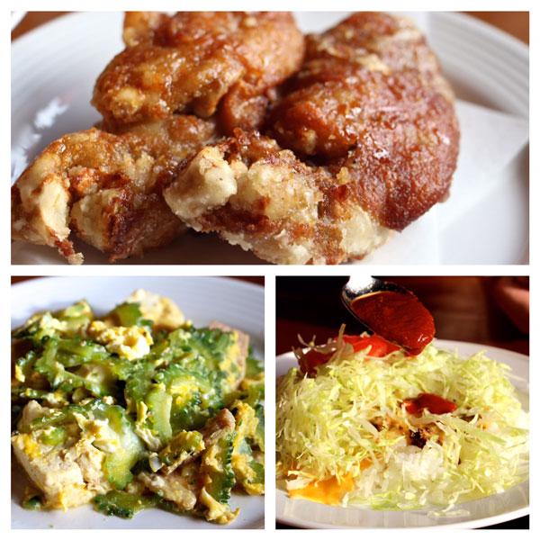 Okinawa travel food guide Rinken's Kitchen American Village