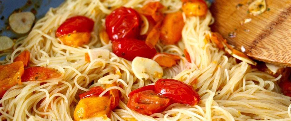 5 minutes quick pasta recipe