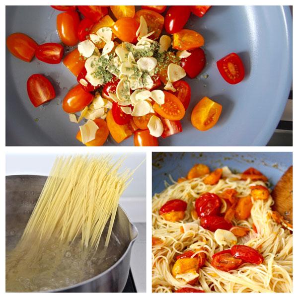 quick pasta recipe