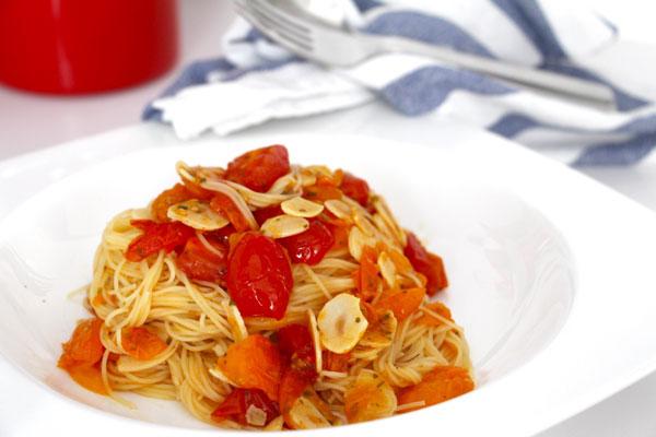 5 minutes pasta recipe