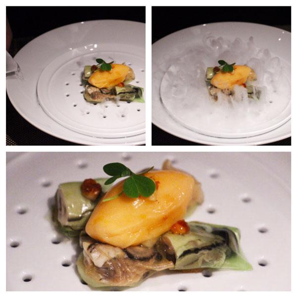 Epure restaurant oyster