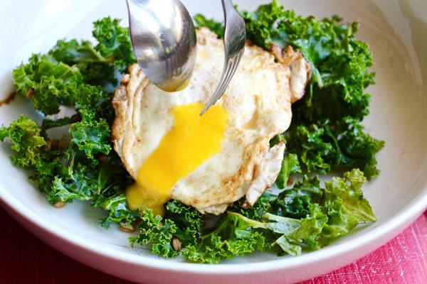 Hotshot kale farrow salad Hong Kong