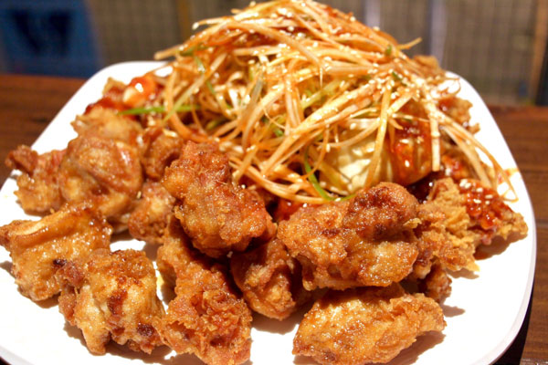 Uncle Padak KFC Korean fried chicken Hong Kong