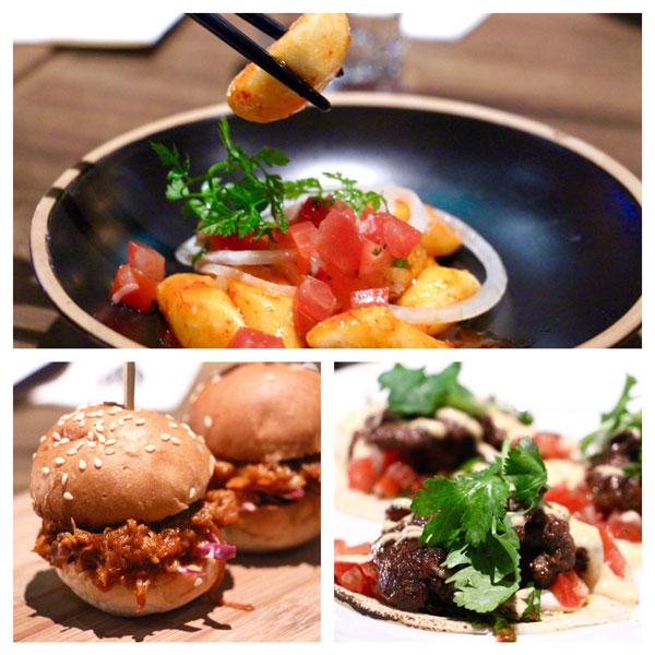U-Hang Korean food Hong Kong