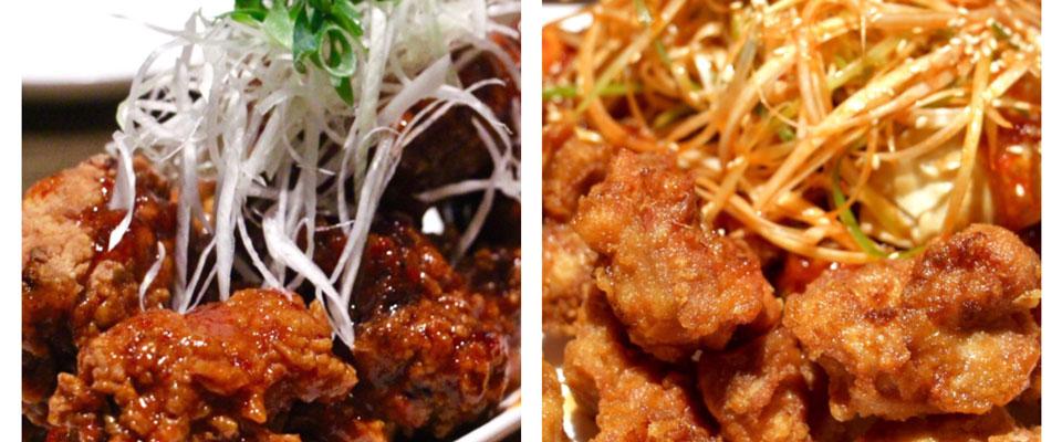 Korean fried chicken Hong Kong