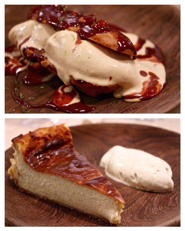 Atelier Vivanda Hong Kong custard eclaire dessert
