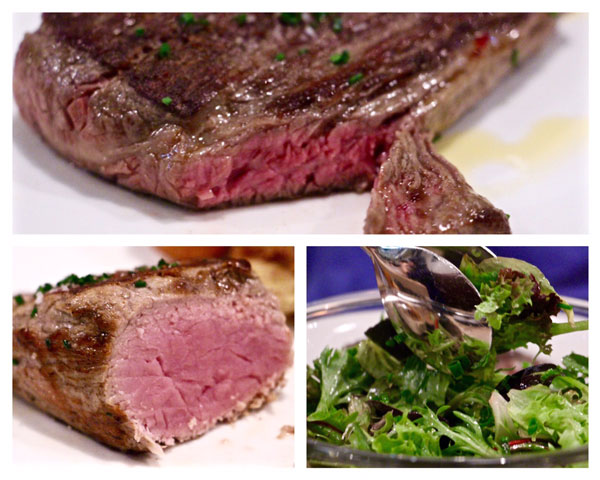 Atelier Vivanda Hong Kong flank steak veal