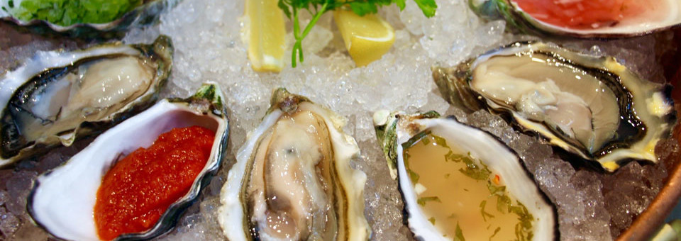 NEW Restaurant Review – Slurping Oysters at The Walrus