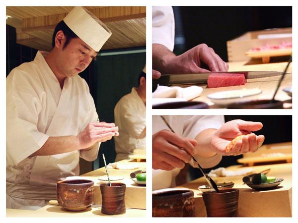 Sushi Tokami Hong Kong