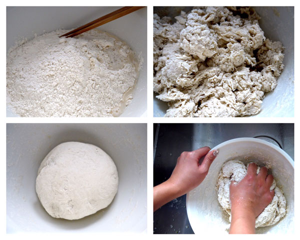 how to make dumpling dough